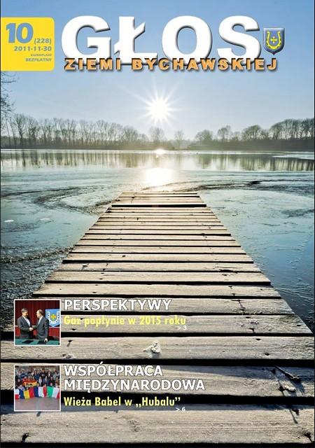 Głos Ziemi Bychawskiej 10/2011