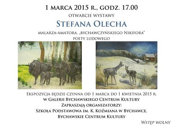2015-03-01 Wystawa Stefan Olech www 550