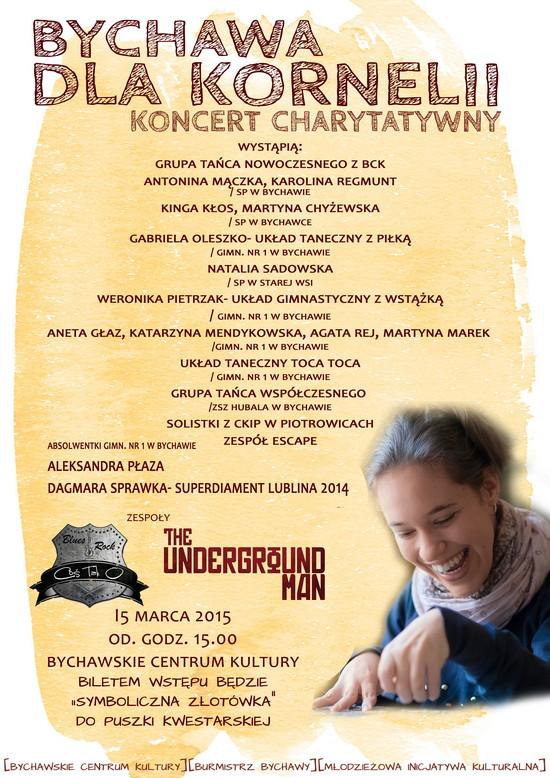 2015-03-11 Kornelia koncert plakat 550